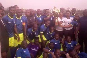 AMAC Coaches Emerge Champions of Alaba Yahaya Unity Cup