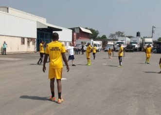 Gilmor Staff Ignites Bonding As BOMAG Wins Maiden Football Competition