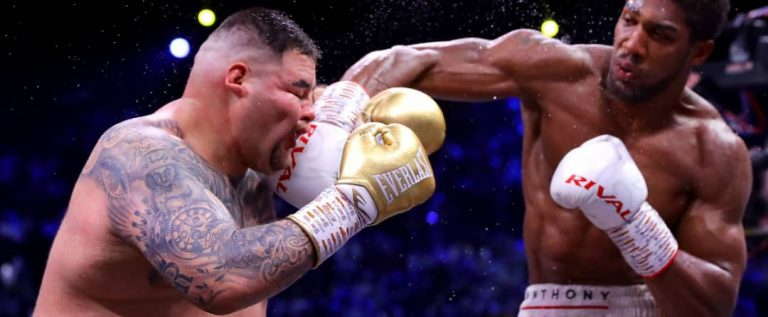 Anthony Joshua Beats Ruiz To Reclaim World Heavyweight Title