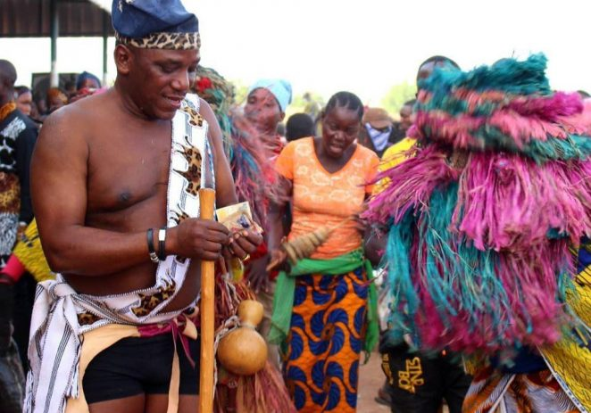 Former Sports Minister, Dalung Shows Pride In Tarok Cultural Carnival