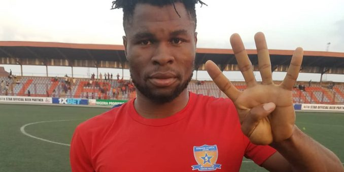 Sunshine Stars Declare Israel Abia AWOL, Warn Clubs Against Approach