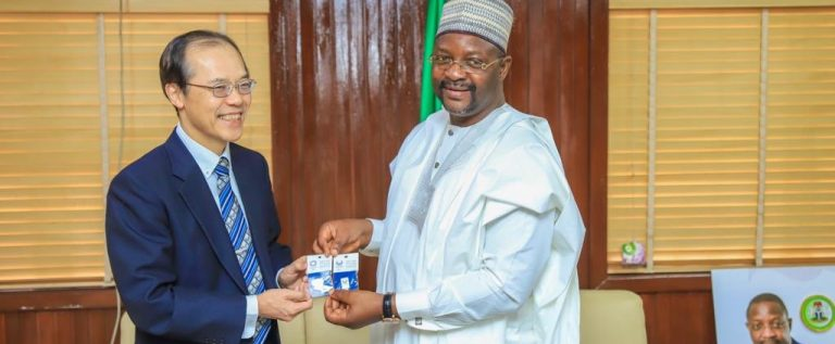 Japan Promises Support For Nigeria's Tokyo 2020 Olympic Preparations