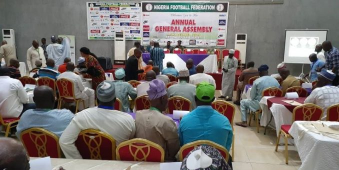 2020/2021 NPFL Season Begins November 15