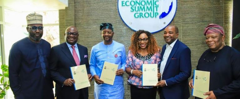 Ministry Of Youth and Sports Signs MoU With Nigeria Economic Summit Group
