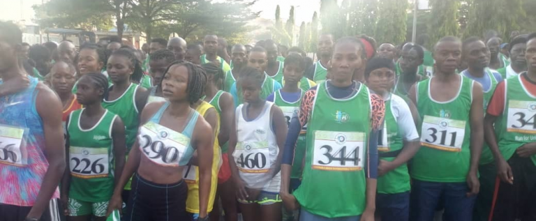 Kenyans Win 1st Edition Of ECOWAS-Abuja International Half-Marathon