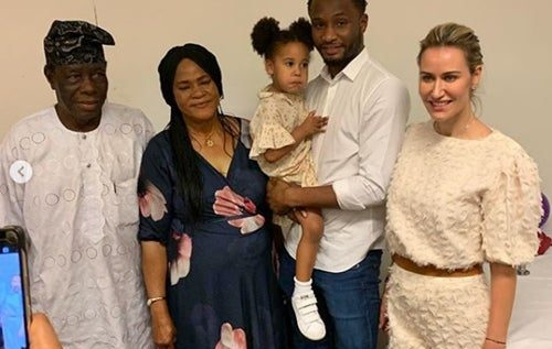 Why Mikel Obi Did Not Marry A Nigerian Woman