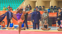Sports Minister Commends Tony International Gymnastics for nurturing future Gymnasts