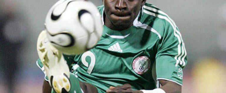 Obafemi Martins Denies Rejecting Offer From Saudi Arabia Club