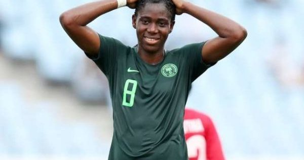 Confused NFF Does Not Know How To Celebrate Super Falcons