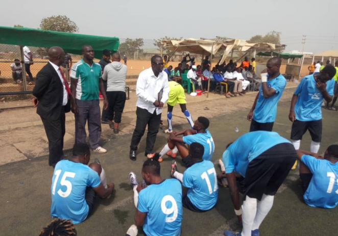 FCT FA League: FC Liberty Demolish Golden Boys To top Group A