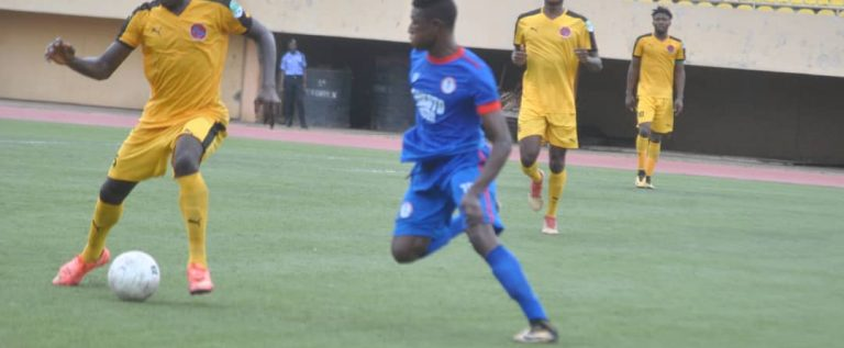 WACO FA, Winco FC Begin FCT FA League Super 4 On Promising Note