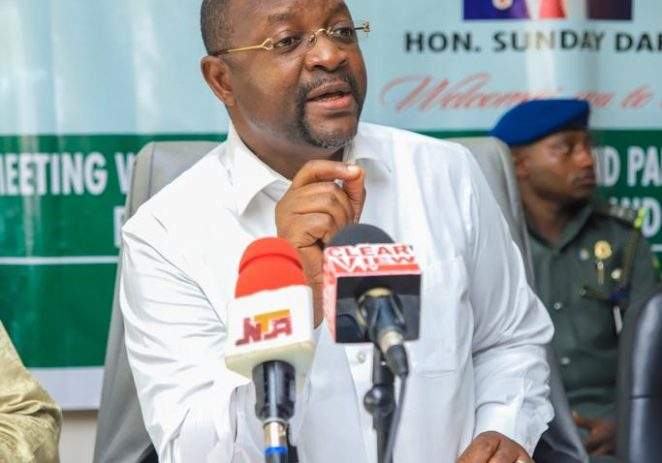 Sports Minister Calls For A United Oyo State APC For Accelerated Development