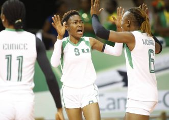 Volleyball: Ajayi Praises Nigeria Team Fighting Spirit In Botswana Win