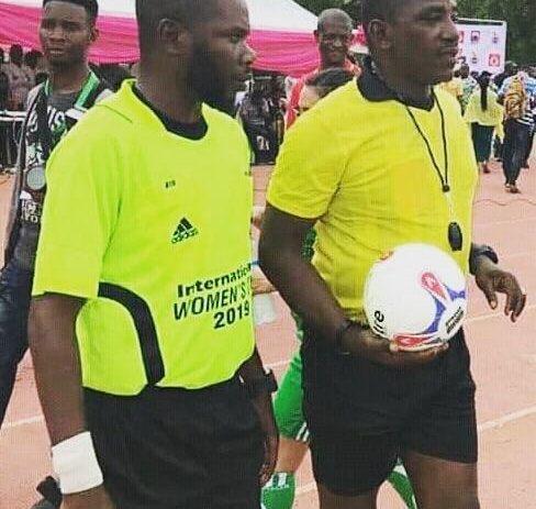 Dalung Returns To Football To Honour Journalist Olajide Fashikun