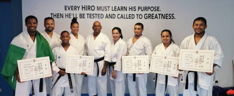 Sensei Agbeje Appointed Japan Karate Nigerian Chief