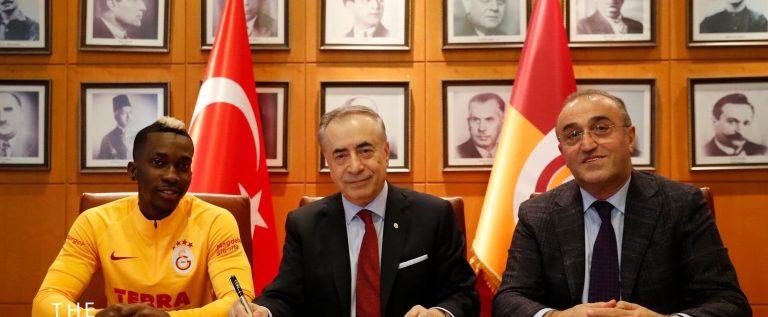 Henry Onyekuru Returns To Galatasaray On 6 Months Loan