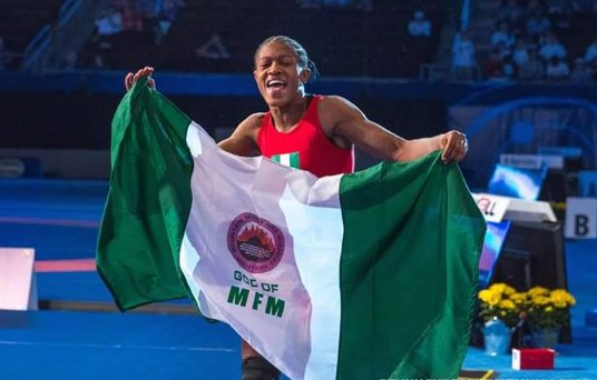 World Wresting Ranking: NWF President, Igali Lauds Sports Minister For Support