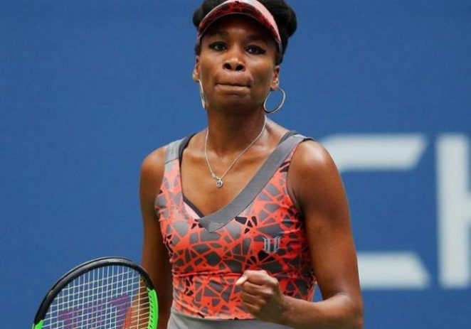 Venus Williams Crashes Out Of Paris Open On Day One