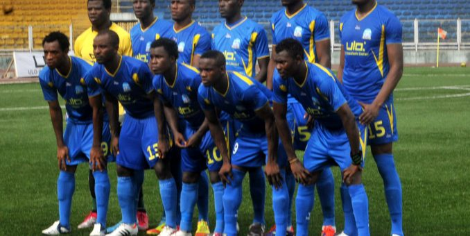 2020/2021 NPFL Season: Warri Wolves Retain 20 Players Ahead Of New Campaign
