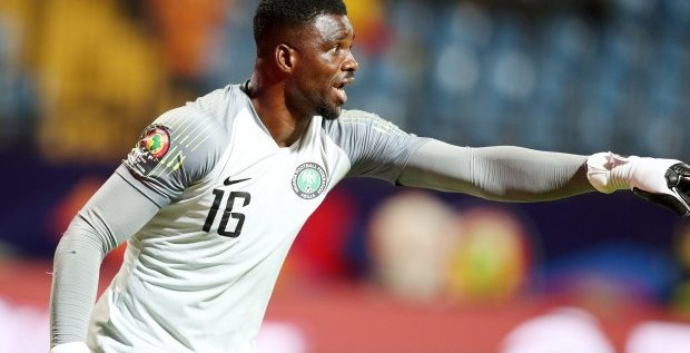 Super Eagles Goalkeeper Set To Join Belgium Club