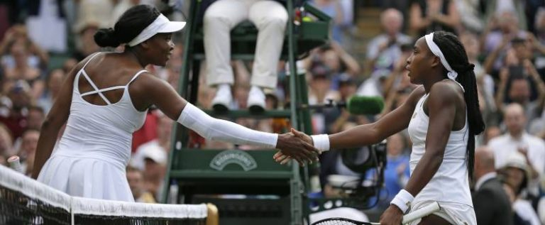 Venus Sent Packing By Gauff in Australian Open first round