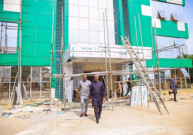 We Are Packing Our Things To Dankaro House –  NFF