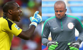 Super Eagles Goalkeeper, Ezenwa Identifies  Enyeama as his role model