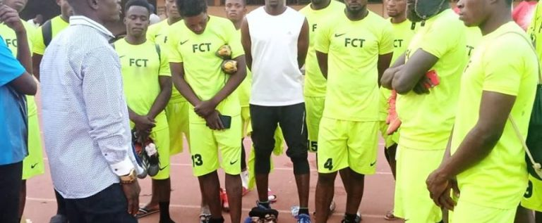 FCT Football Team Win North Central NSF Elimination Cup