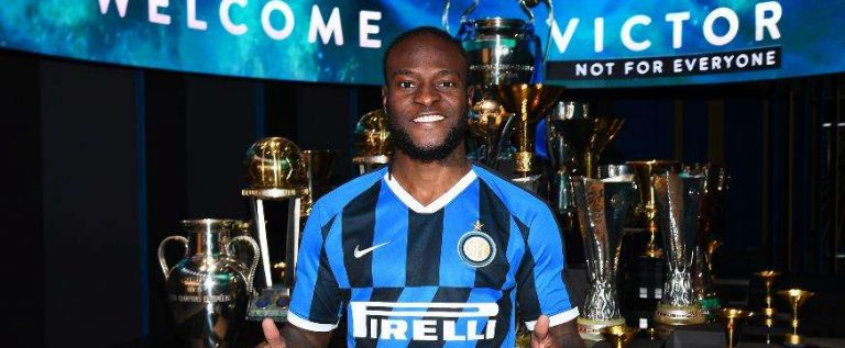 CONFIRMED: Victor Moses Joins Inter Milan On Six-month Loan Deal