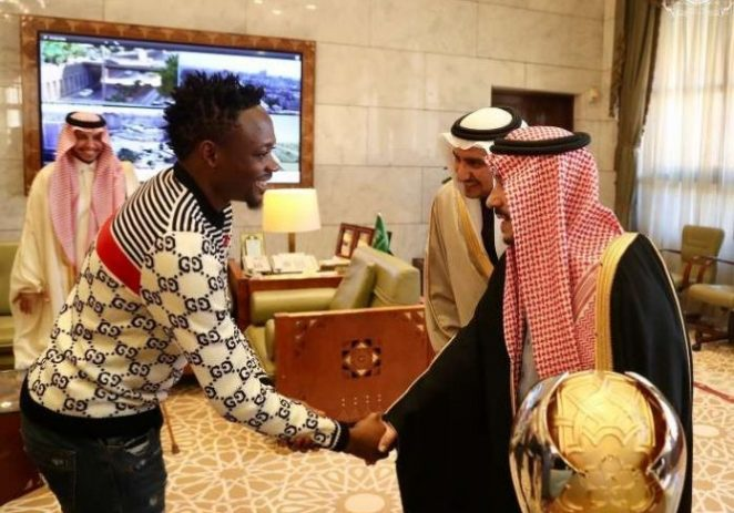 EXCLUSIVE: Ahmed Musa Leaves Al Nassr Club