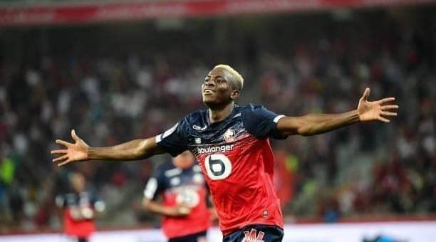 Osimhen Arrive Italy To Sign Five-year Deal With Napoli