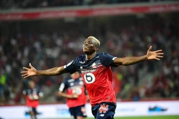 Victor Osimhen Scores In Lille's Coupe de la Ligue Win