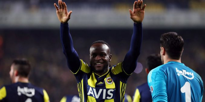 Victor Moses Arrives Inter Milan For A Loan Move From Chelsea