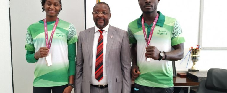 Sports Minister Charges Taekwondo Athletes To Secure Olympic Ticket