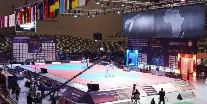 Nigeria, Morocco, Egypt, Others Secure Taekwondo Olympic Tickets