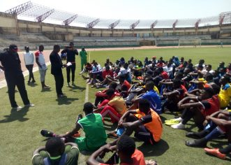 21 Players Selected As Dreamland Ends Six-day Scouting Programme In Jos