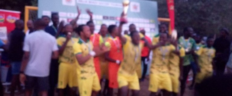 Kebbi State Defeat FCT team To Emerge Champions Of Abuja Beach Soccer