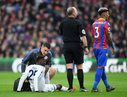 CONFIRMED: Wilfred Ndidi Will Miss Leicester/Man City Saturday Clash