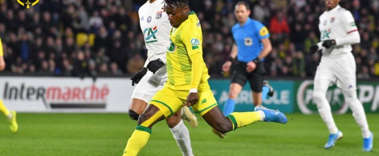 Moses Simon Signs Nantes Permanent Deal