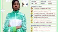 Elizabeth Anyanacho: The Last Woman Standing As Nigeria Taekwondo Heads To Tokyo 2020 Olympics