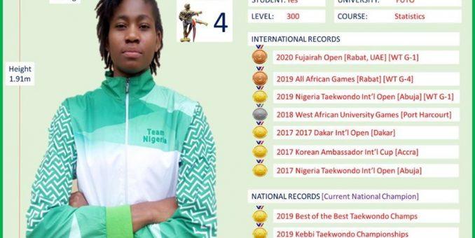 Anyanacho Sacrifices Semester In University For Tokyo Olympics