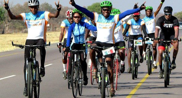 MASVI Invitational Cycling: Edo Deputy Governor Flags Off Race
