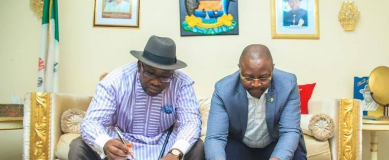 FG, Bayelsa Govt. Partner Asoama Sports Academy On Grassroots Development