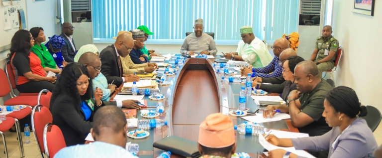 Minister Meets Advisory Committee, Federations Presidents On Tokyo 2020 Winning Formula