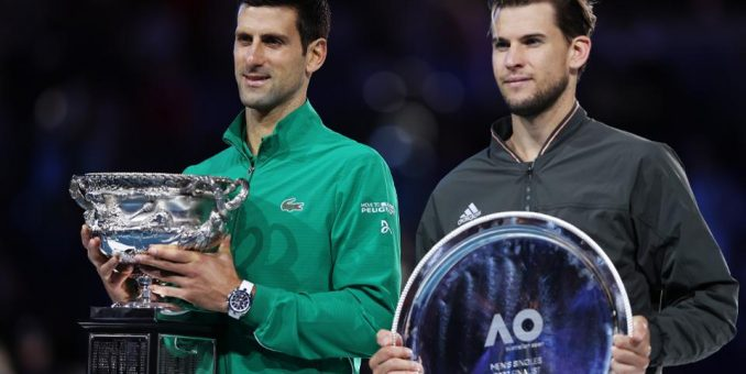 Djokovic Wins 19th Grand Slam After French Open Triumph
