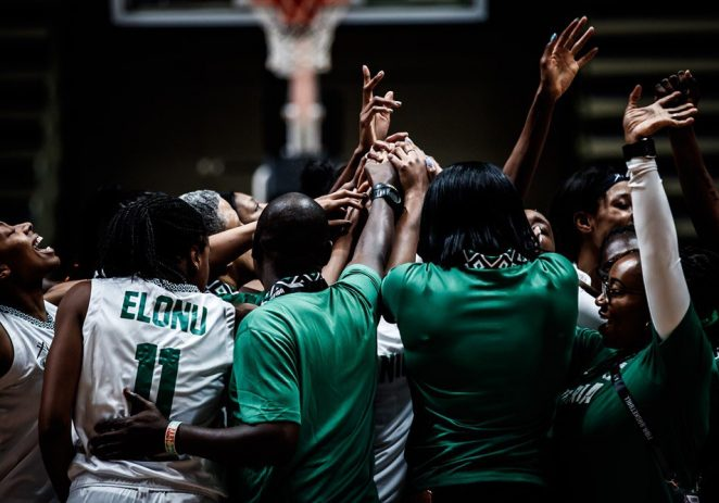 D'tigress Overcome Mozambique To Book E-Ticket To 2020 Olympics In Basketball