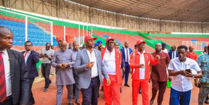 2020 NSF: Edo State To Disqualify Athletes Over COVID-19 Non-compliance