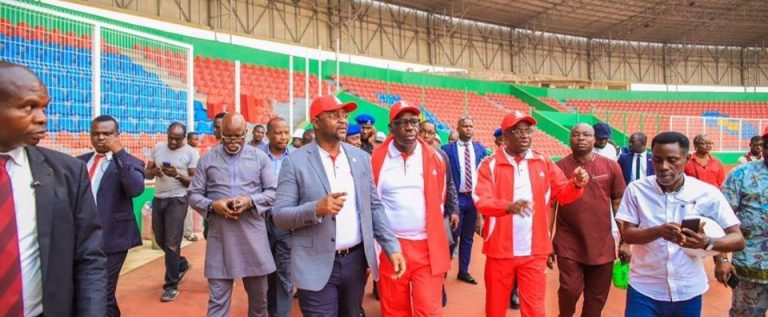 FG, Edo State Govt: Inspect Facilities Ahead Of 2020 National Sports Festival