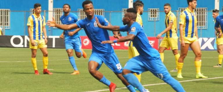 Enyimba Thrash Paradou To Qualify For CAF Confederation Cup Quarter-final