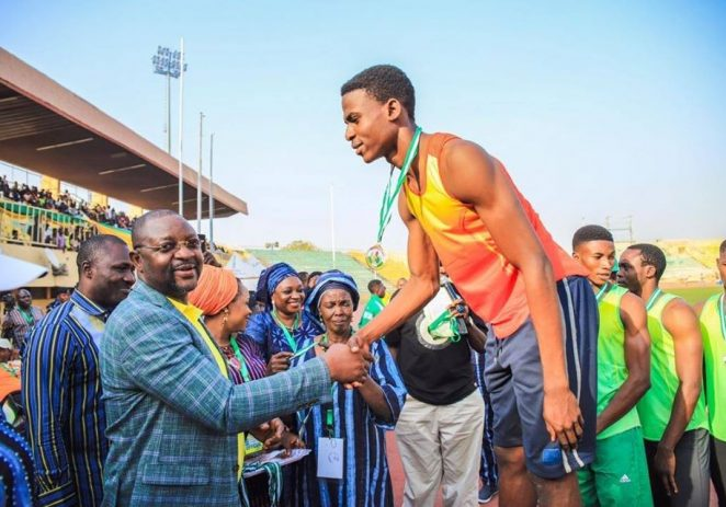 Sports Minister Re-echoes Importance Of Grassroots Sports At Kwara Sports Festival